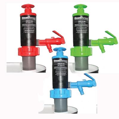 GoatThroat™ Pumps
